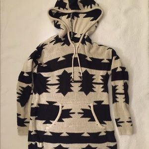 Sweaters - Hooded Sweater